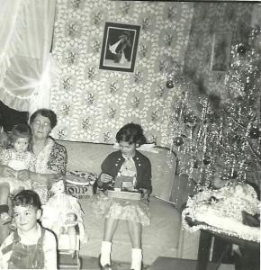 Christmas early 60s